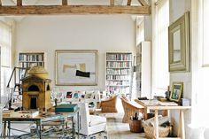 Hubert de Givenchy, en su mansión del Loira | Galería de fotos 4 de 11 | Vanity Fair