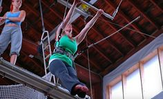 Groupon - $ 39 for a Two-Hour Flying-Trapeze Class with Registration Fee at Emerald City Trapeze Arts ($ 79 Value). Groupon deal price: $39.00