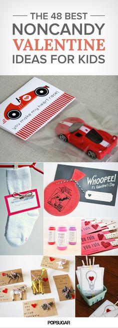 DIY Noncandy Printable Valentine's Day Cards For Kids | POPSUGAR Moms