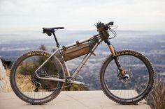 Matt's Advocate Cycles 27.5+ Hayduke Titan Hardtail with Yanco Custom Bags | The Radavist