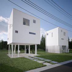 maisons modulaires prfabriques maison prfabrique construction prfabrique logement thresholds researcg house pilars architectural thresholds