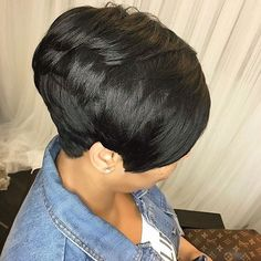 My hair cut Short Black Hairstyles, Weave Hairstyles, Straight Hairstyles, Cool Hairstyles, Hairdos, Beautiful Hairstyles, Medium Hair Styles, Short Hair Styles, Natural Hair Styles