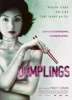 Dumplings (2004). Directed by Fruit Chan [Chinese language] #BITTERCHEF #TASTYFLIX #EXPANDINGPALATES