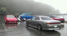 #fuji #jzx90 #s15 #drift Tuner Cars, Jdm Cars, Jdm Wallpaper, Smoke Out, Retro Pictures, Lexus Cars, Drifting Cars, Japan Cars, Cars And Coffee