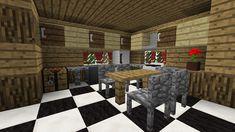 Minecraft furniture mod