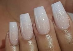 wedding design nails ideas make 2019 for up 26 Wedding nails design make up 26 Ideas for 2019 Wedding nails design make up 26 Ideas for can find Sparkly nails and more on our website Simple Wedding Nails, Wedding Nails For Bride, Bride Nails, Wedding Nails Design, Prom Nails, Simple Nails, Long Nails, Polish Wedding, Xmas Nails