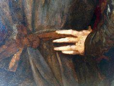 Dal Met per Unfinished Rosso Fiorentino rientra a Capodimonte-il Ritratto di giovane gentiluomo (1524-26 ca.) di Giovanni Battista di Jacopo,detto Rosso Fiorentino (Firenze,8 marzo 1495- Fontainebleau,14 novembre 1540). Il ritratto di Rosso Fiorentino, uno dei capolavori della Collezione Farnese, è un'opera singolare e straordinariamente enigmatica, composta di parti definite e realistiche, e altre parti misteriose e indecifrabili.