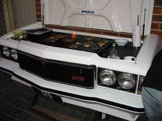 Vehicular Furnishings and Automotive Decor este se paso. que lujo de asador