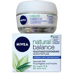 Pin for Later: Kate Middleton-Approved Beauty Buys That'll Make You Feel Like a Royal Nivea Visage Pure & Natural Day Cream