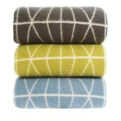 Kehrä Finnish Wool Blankets