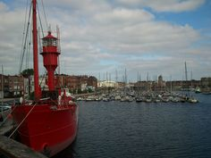 Port de plaisance de Dunkerque (France, Nord)
