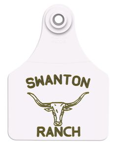 Custom Cattle Tags