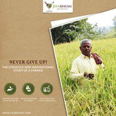 Know the inspirational story of Mr. Shankar Langati, a farmer partnered with Jivabhumi. Read his success story now. #Farmer #Story #Success
