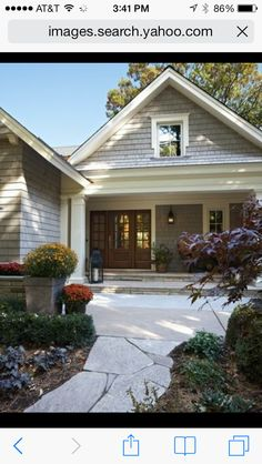 Craftsman door with s simple pediment the home entry for Exterior pediments