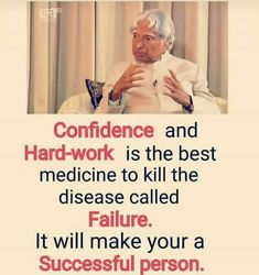 His experience in life is become his valuable quotes 🙇Kalam sir we always love you from the bottom of our heart 😘💙
