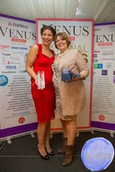Southampton Winners National New Business Winner Katy Handley-Quint #red dress #vintage styling www.thepinkpartyboxcompany.co.uk
