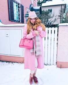 """Photo by https://www.instagram.com/theblondmacaron/ The Blond Macaron on Instagram: The Blond Macaron on Instagram: """"I hope this little likes PINK did you see the blogpost with him?"""""""