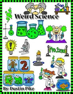 Weird Science ~ Science Fair ~ Mad Science Mad Science, Weird Science, Science Fair, Test Tube Holder, Science Images, Clip Art, Room, Products, Montages