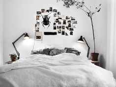 Interior Design Home Bedroom, Bedroom Decor, Bedroom Lamps, Bedroom Ideas, Stockholm Apartment, Lovely Apartments, Creation Deco, Deco Design, Scandinavian Home