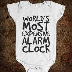 WORLD'S MOST EXPENSIVE ALARM CLOCK - glamfoxx.com - Skreened T-shirts, Organic Shirts, Hoodies, Kids Tees, Baby One-Pieces and Tote Bags Custom T-Shirts, Organic Shirts, Hoodies, Novelty Gifts, Kids Apparel, Baby One-Pieces | Skreened - Ethical Custom Apparel