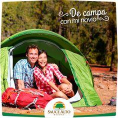 Sauce Alto Resort | Cieneguilla | De campamento con mi novio.
