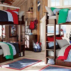 Hampton Bunk Bed | PBteen