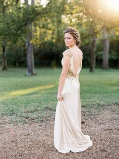 Marsala and Gold Wedding Inspiration