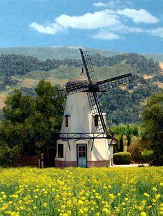 Windmill at Mission