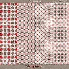 CU patterns 09 by ninigoesdigi