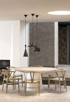 75 идей дизайна столовой: обедаем с удовольствием http://happymodern.ru/osobennosti-dizajjna-stolovojj/ 09