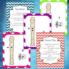 The BIG Recorder Bundle by Mrs Stouffer's Music Room | Teachers Pay Teachers