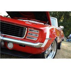 One Hot Camaro