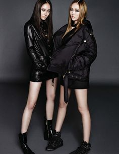Fx Krystal and SNSD Jessica / Cr : http://blog.daum.net/bbondo007