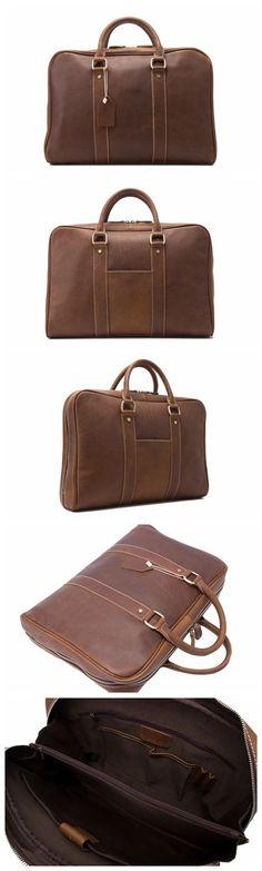 Genuine Leather Laptop Bag 15 Leather Messenger Bag
