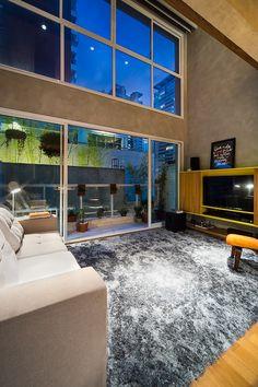 Apartamento Contemporâneo e Urbano Assinado Pelo Casa 100 Arquitetura