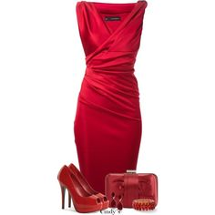 A fashion look from December 2013 featuring Dsquared2 dresses, La Regale clutches and Trifari bracelets. Browse and shop related looks.