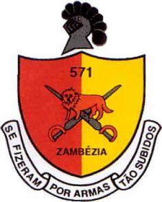 Batalhão de Cavalaria 571 Moçambique