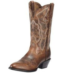 Cowboy Boots Heritage Western R Toe - Ariat