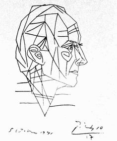 Picasso Line Drawings - Pesquisa Google