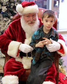 Photos with Santa Clause took place at Fred Martin Superstore on December 14th, 2013.  #Santa #Claus #Christmas #Holiday #Fred #Martin #Superstore #Ohio