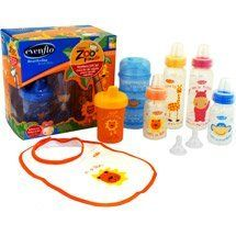 Evenflo  Zoo Friends Decorated Bottle Gift Set BPAFree ** You can find out more details at the link of the image.Note:It is affiliate link to Amazon.