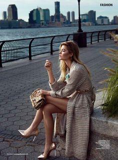 Publication:Cosmopolitan Middle East Photography: Carla Guler Styled by:Jennifer Michalski-bray Hair &Makeup: Scarlett Burton Retouch: Aglaia Popescu Model: Allie Fosheim @one management