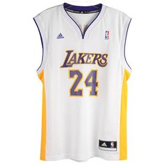 2f65f1fbb27e5 ADIDAS ORIGINALS INT REPLICA JERSEY LOS ANGELES LAKERS FOR MEN - ADIDAS  ORIGINALS - MelMorgan Sports