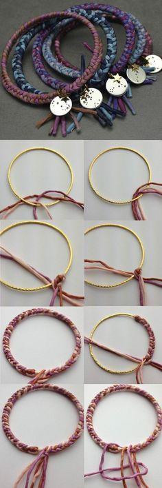 0 bracelet a faire soi meme comment fabriques des bijoux a la maison