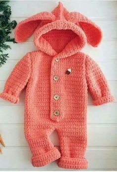 knitted child outfit new child crochet outfit child winter garments knitted child romper child p Knitted Baby Outfits, Crochet Baby Clothes, Newborn Crochet, Baby Outfits Newborn, Winter Baby Clothes, Baby Winter, Cute Baby Clothes, Baby Boy Baptism Outfit, Babies First Christmas