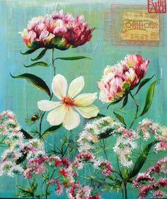 Peintures Fleurs (10/13)