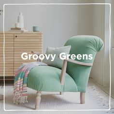 Bring the outdoors in with revitalising, spring-like tones. Here's our inspiration for gorgeous greens for your home, from Olive plush velvet to Pistachio washed cotton linen shown on a few of our favourite sofas, armchairs and more. Armchairs, Sofas, Comfy Sofa, Linen Sofa, Tub Chair, Pistachio, Cotton Linen, Media Marketing, Snug