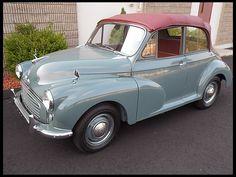 1959 Morris Minor Convertible  #Mecum #Kissimmee #WhereTheCarsAre