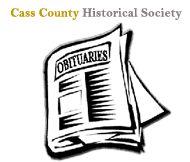 Cass County, Missouri, obituaries