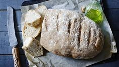 BBC - Food - Recipes : Rustic Spanish bread (Pan Rustico)